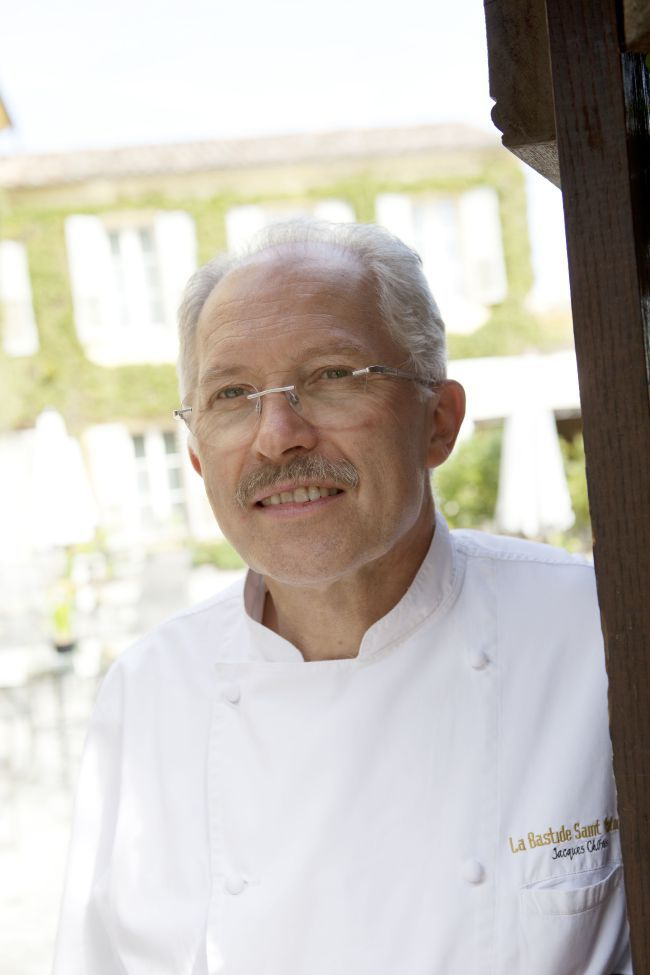 A Cuisine Made of Fragrances with Chef Jacques Chibois in Grasse