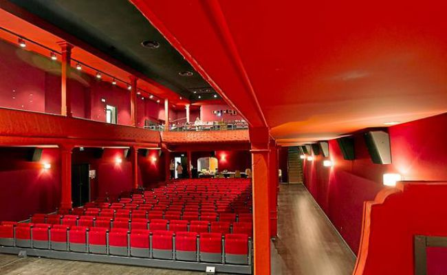 The Renovation of La Ciotat's Eden Theater : a New Lease on Life for the World's Oldest Cinema