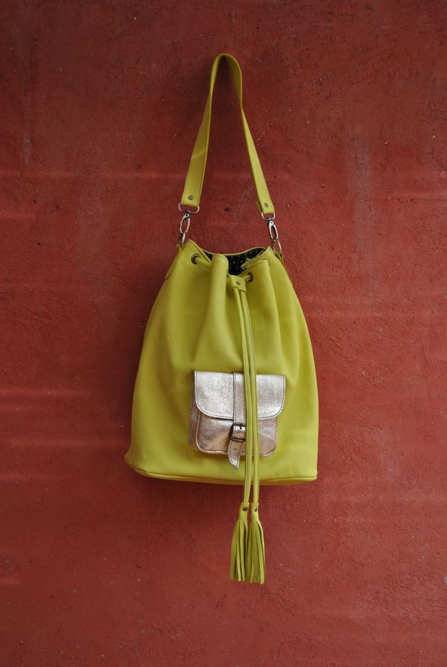 Altesse au Maroc : handbags 100% leather!