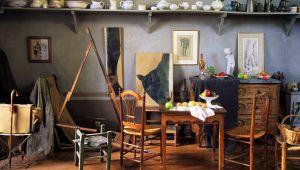 Cezanne's Studio in Aix-en-Provence