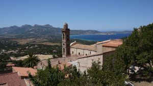 A Ride Through Land & Sea in Balagne