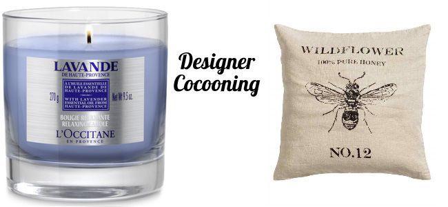 Gift Idea # 3: Designer Cocooning