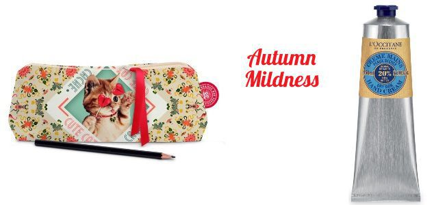 Gift Idea # 5: Autumn Mildness