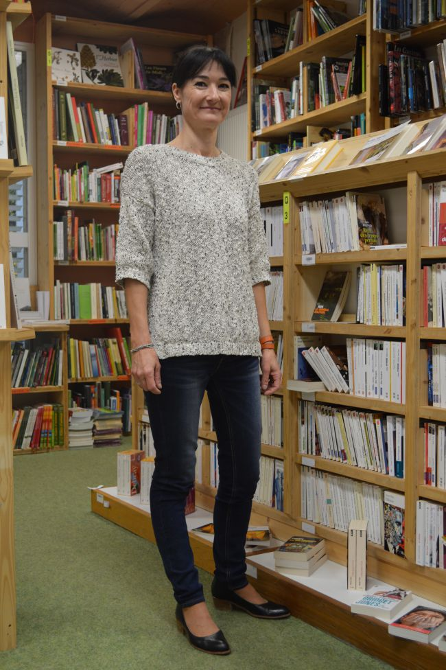 Christine Rey, Le Bleuet's New Lucky Star