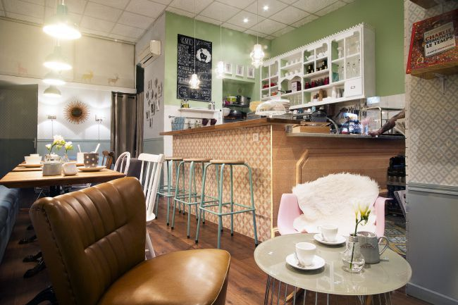 Take a Vintage Break at Emilie's Cookies in Nice