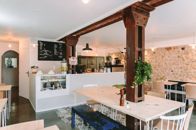 Maison Nosh, Fast Food for Foodies