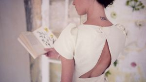 Christina Sfez, the Delicate Art of Designing Wedding Dresses