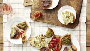 Back to the source: the perfect Provencal appetizer