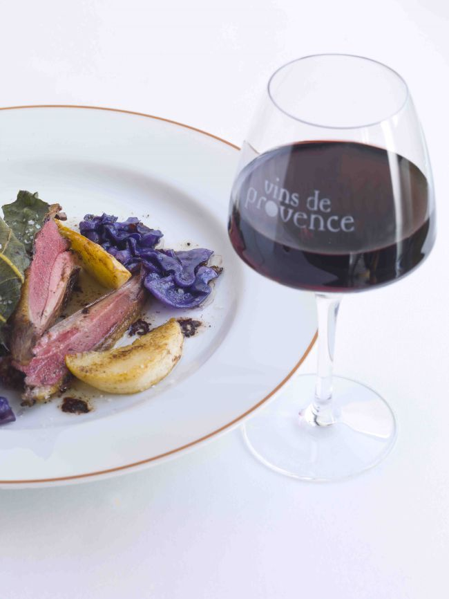 Alain Passard Recipe: Duck Roasted in Fig Leaves