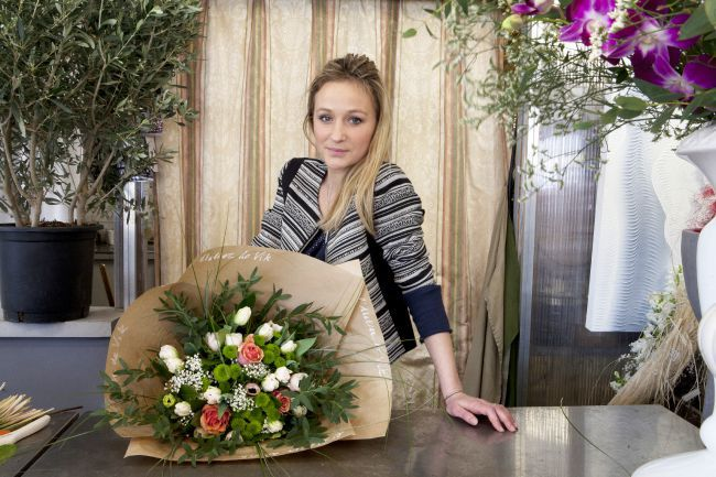 Mother's Day Flowers with Victoire Gerez