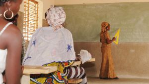 L'OCCITANE Supports Women in Business in Burkina Faso