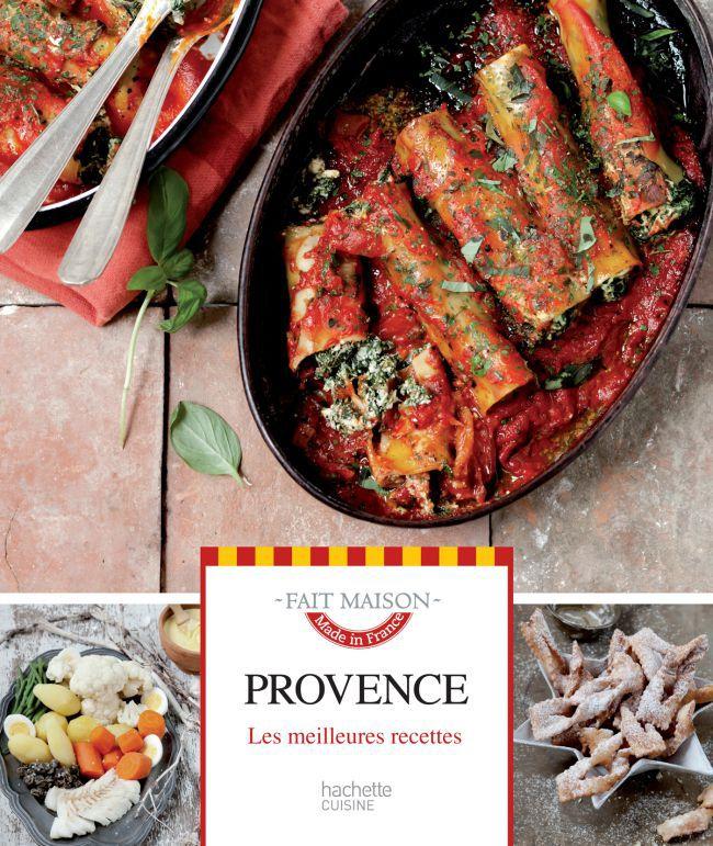 «Provence, les meilleures recettes»