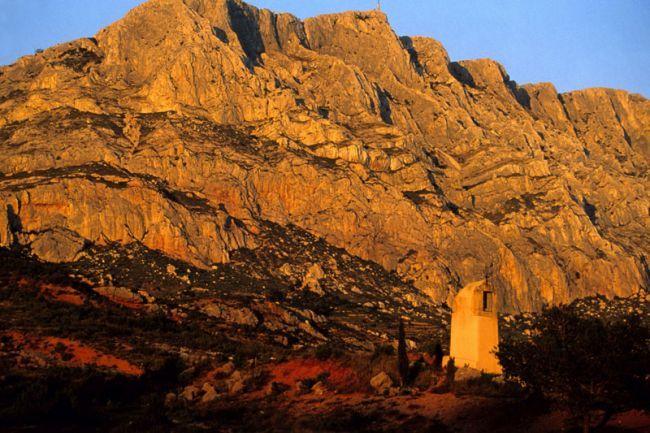 Amazing Sainte Victoire