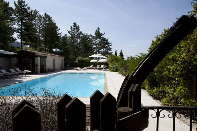 The Bastide De Moustiers : Alain Ducasse's Little Paradise in Provence