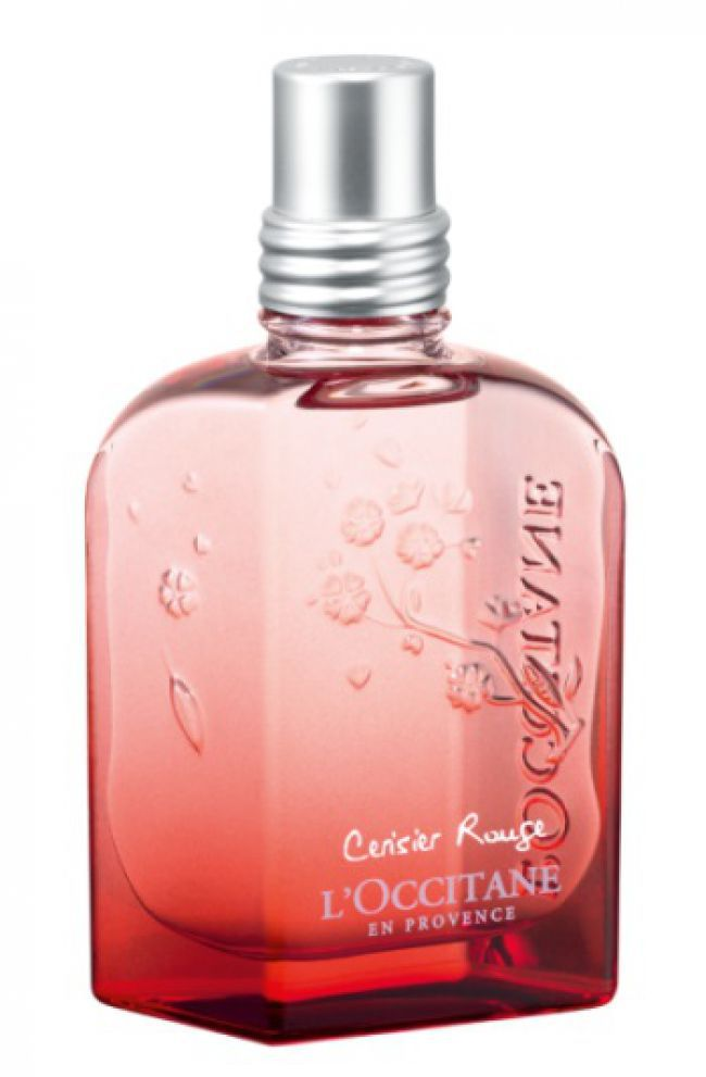 Cerisier Rouge: An Intense & Delicate New Fragrance From Karine Dubreuil
