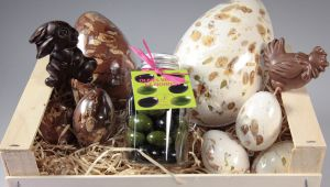 Fruidoraix Nougat Eggs for Easter!