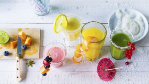 Smoothies: 3 Detox Juice Recipes for the End of Summer
