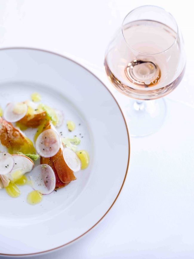 Alain Passard's Holiday Menu inspired by Provence