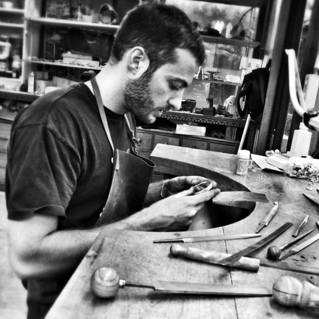 Adrien Moniquet: Jewelry Forged in Heritage