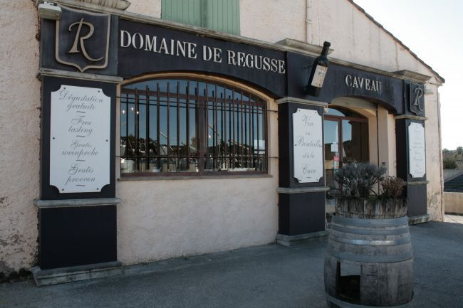 Dominio de Régusse: ¡Vinos a su antojo!