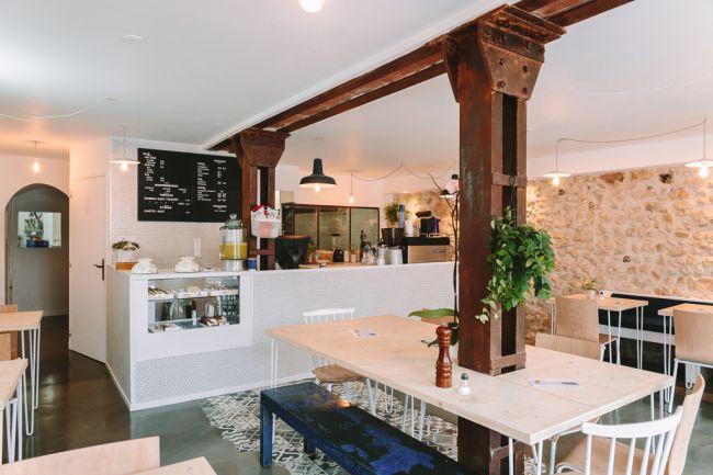 Maison Nosh: donde la comida rápida se gana una noble reputación