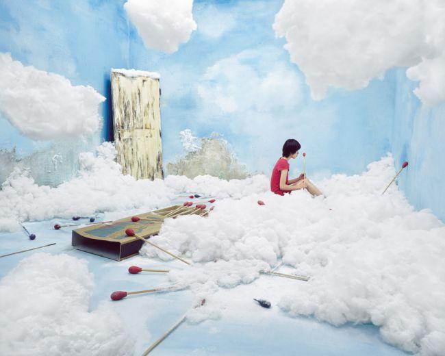 El mundo fantástico de Jee Young Lee se expone en la Galería l'OPIOM