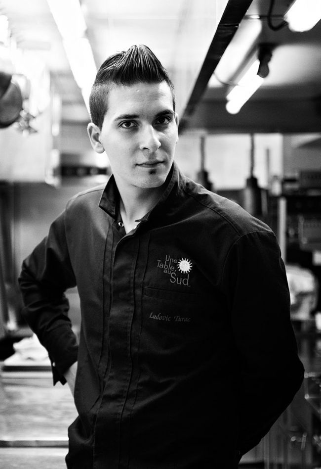 Ludovic Turac, el prodigio de la gastronomía marsellesa