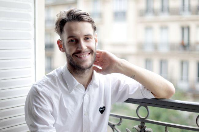 Simon Porte, el fenómeno del mundo de la moda