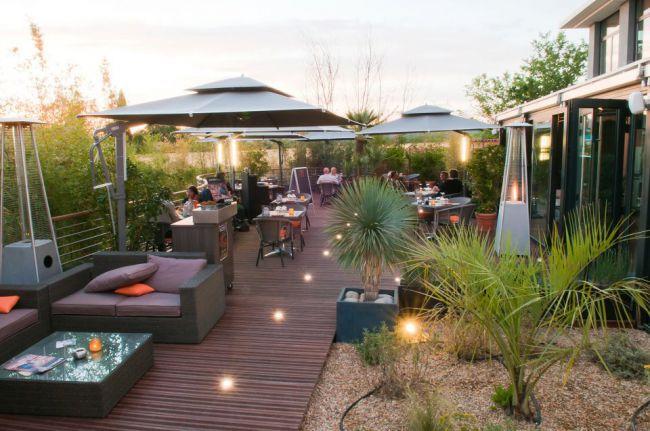 Restaurante Quai 70: diseño en estado puro