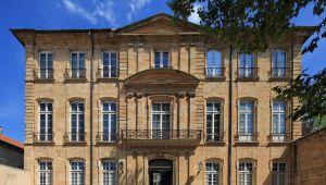 Hôtel de Caumont: un centro de arte en perspectiva