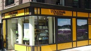 Sumérjase en el universo de las tiendas de L'OCCITANE