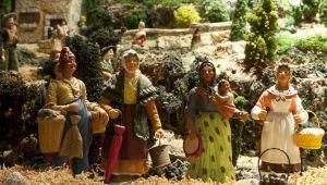 Una Navidad al más puro estilo de la tradición provenzal en Le Thor