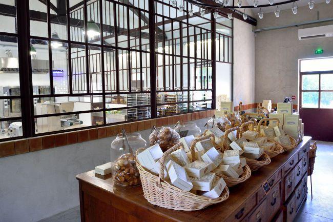 La pastelería de Forcalquier