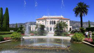 Jardins Ephrussi: un cadre paradisiaque