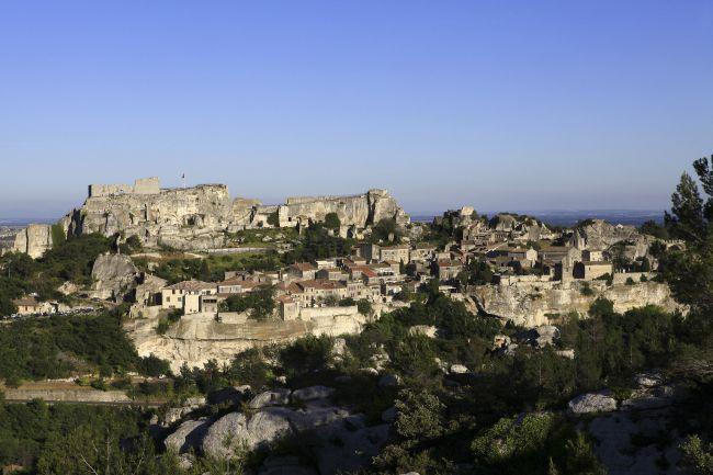 Un magnifique panorama sur la Provence