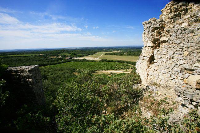Le Château de Romanin