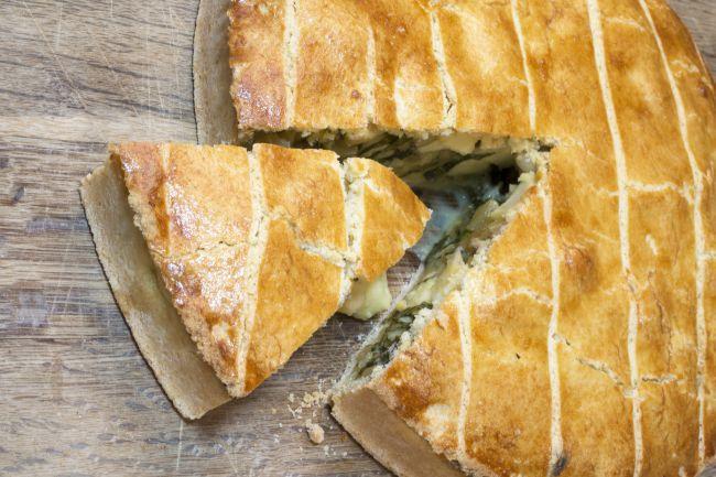 La Tourte de blettes, dessert de Provence