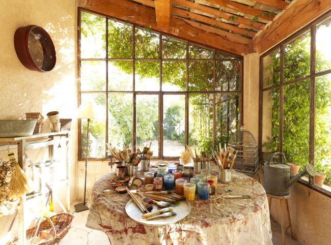 Un charmant mas provençal