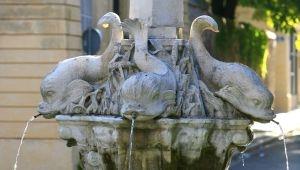 Les fontaines de Provence