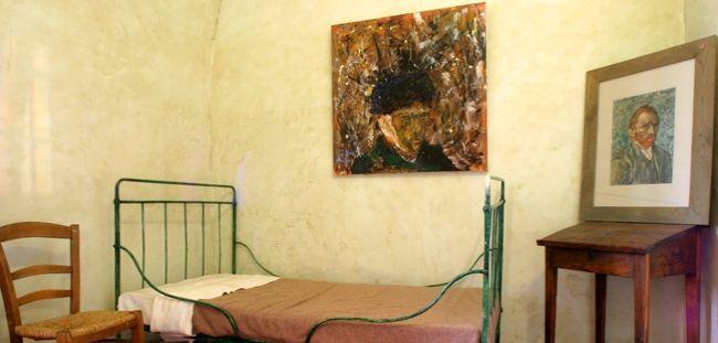 La Chambre de Vincent Van Gogh