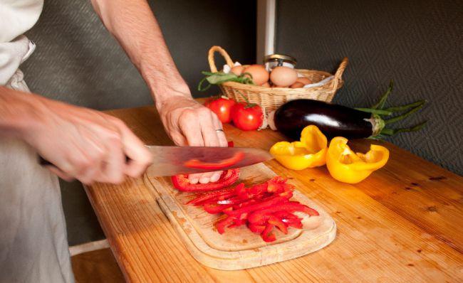 Le crespeou, le millefeuille d'omelettes provençal