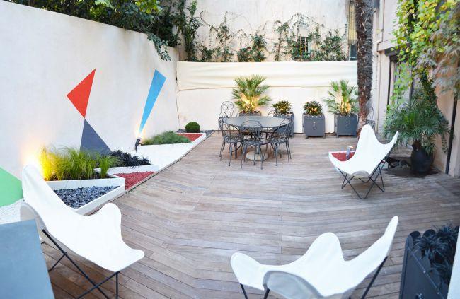Slowgarden, design terrasses et jardins