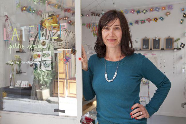 Rencontre avec la créatrice Lise Petermann