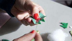 Décoration de Noël : la tendance hibou vue par Lise Petermann