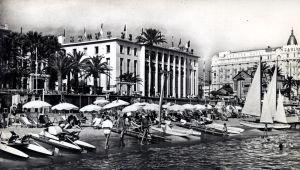 La Côte d'Azur comme un décor de cinéma