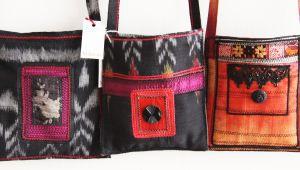 Christine Millerin, créatrice de textiles à Arles
