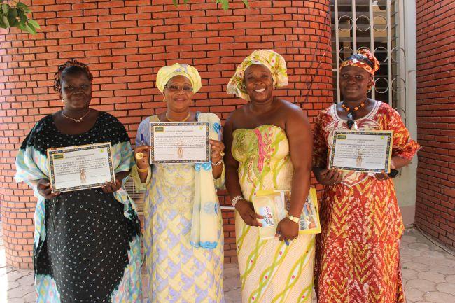 L'Occitane soutient l'entrepreneuriat féminin au Burkina Faso