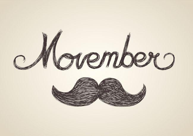 Movember : quand la moustache a tout bon