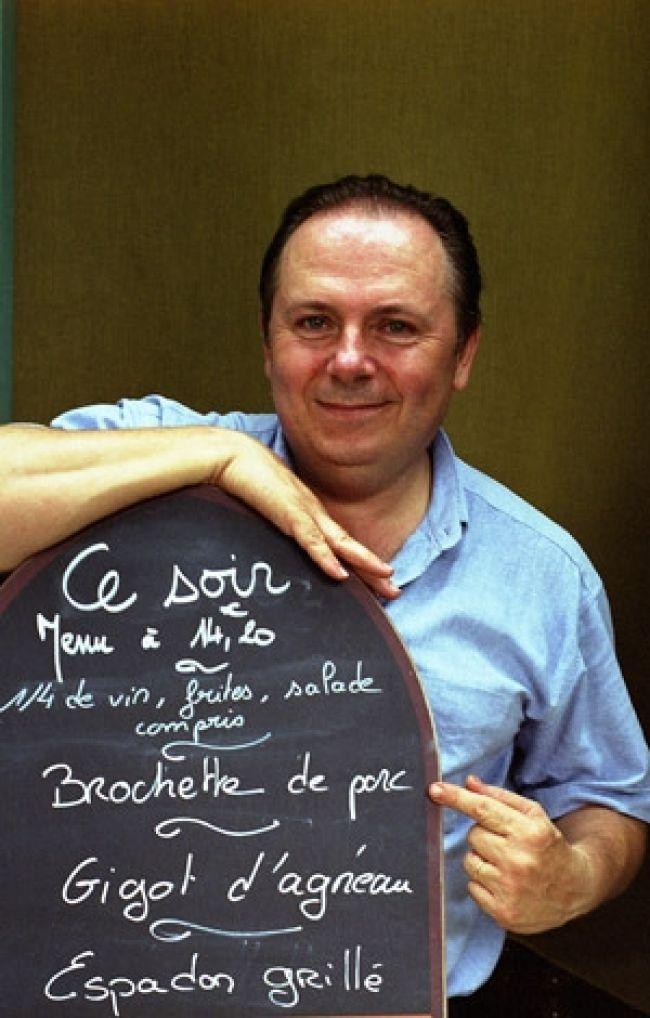 Les bistrots de pays en Provence