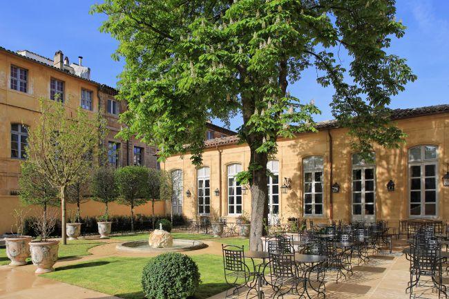 L'Hôtel de Caumont devenu musée d'exception